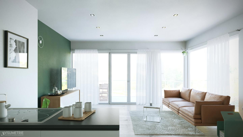 Apartment 360 | Visumetrie Architekturvisualisierung